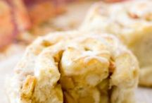 Cinnamon Rolls, Lemon Rolls, Orange Rolls & Sweet Rolls / These sweet roll recipes are perfection.  Everything from the classic cinnamon roll to fruit filled sweet rolls to nut filled sweet rolls.  Breakfast will be fabulous with any one of these recipes!