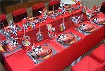 ★ Disney cars birthday party ★
