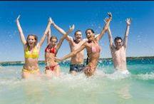 Obozy Młodzieżowe i Kolonie Letnie / Wakacyjna przygoda na całego - świetne miejsca, super hotele, ciepłe kraje i słońce non stop a wieczorem party i dyskoteki! To się nazywa życie! Zobacz gdzie warto jechać! Dodaj swoje zdjęcia z wakacji!