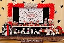 ★  101 Dalmatian party ★