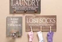 Laundry room / by Cheyanne Charroin