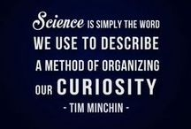SCIENCE! / Must have and need to know science: NOW! :D  / by Xandria Elizabeth