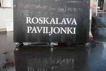 TAPAHTUMA | Roskalavapaviljonki, Helsinki