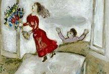 ART: Chagall / by Rachel Gray
