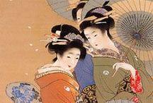 ART: Asian / Asian: True to its source (China, Japan, Korea, India, the Pacific Basin) / by Rachel Gray