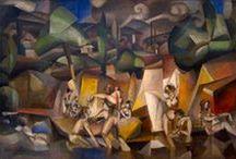 "ART: Modernity / ""The early start of modern art"" — 19th & 20th centuries  / by Rachel Gray"