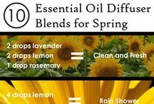 Essential Oils / There are many benefits to using essential oils. We've collected some great essential oil blends for topical use and essential oil diffuser blends. / by Earth911 | Recycling Experts