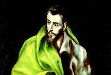 ART: El Greco / Domenikos Theotokopoulos / by Rachel Gray