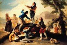 ART: Goya / Francisco José de Goya y Lucientes  / by Rachel Gray
