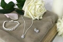 Bridal Jewellery / Because you should always feel like royalty on your special day, we have the most stunning jewellery pieces to ensure you are nothing but beautiful as you take your steps down the aisle.