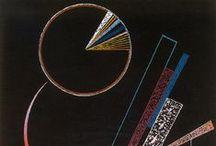 ART: Kandinsky, Wassily / by Rachel Gray