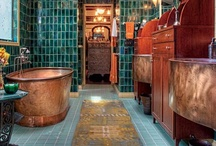 Beautiful Bathrooms / by Katie Sidorowicz