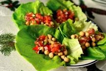 healthy recipe alternatives / by Crystal Anderson