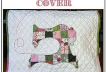 Sewing Room Lovelies / These are great ideas for & from my sewing room. / by Victoriana Quilt Designs