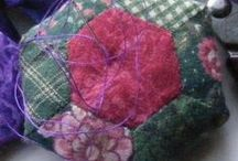 Handwork Guest Post Projects / For While You Wait  / by Victoriana Quilt Designs