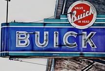 Buick / classic #Buicks, modern #Buicks, I think I'M #Buick!
