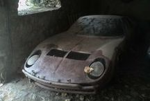 Barn finds / The ultimate prize, just waiting to be (re)discovered...