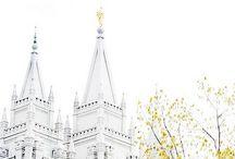 Church {LDS} Stuff / by Nykele Crandall