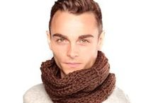 Cowl or Snood, what do you call it? / Our signature Scarf alternative.