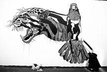 Street Art / by César Miramón