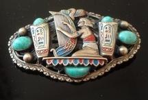 Czech Art Deco Jewelry / by Candy Waldman Crawford