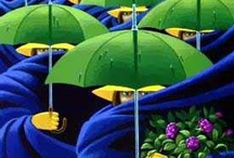 Umbrellas and Parasols / by Candy Waldman Crawford