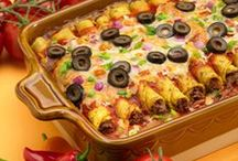 Mexican foods / Mexican cooking