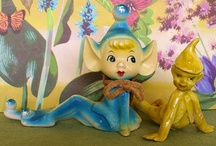 Pixies Elves Gnomes / by Candy Waldman Crawford