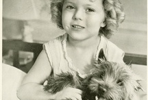 Everything Shirley / My mother received an original Shirley Temple doll for Christmas when she was about seven. She gave me that doll when I was the same age. It had some flaws as you would expect so I told her I didn't want it (this is before my love of vintage had kicked in). I have regreted this for many years, especially whenever I tried to replace it and saw the prices. I did finally get one, of course, I would have much preferred my mom's doll. Still love everything Shirley!     / by Rebecca's Relics
