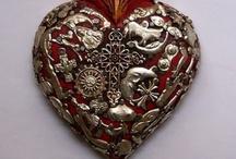 Hearts / by Candy Waldman Crawford