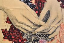 Hands / by Candy Waldman Crawford