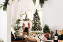 Holiday Decor Ideas / Getting ready for the Holidays? Browse our decorating ideas for Thanksgiving, Christmas and Holiday hosting!