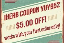 iHerb / iHerb and related pins. iHerb discount coupon code, deals, rewards and other info. My promo coupon is YUY952. Thanks for using