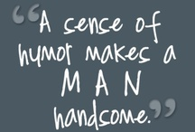 All About the Scent, Style & Love of a Man / by Donna McElveen