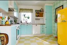 Dream House-Kitchen/Dining Room / by Alana Dixon