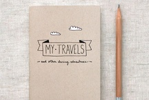 I draw and travel / Travel related Illustrations, Posters and Graphics
