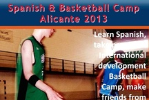 Language & Basketball Camp in Spain / Spanish language and  Basketball Camp in ALICANTE SPAIN. International basketball camp in Spanish and English, with coaches both from Spain and the USA.  International Development Basketball Camp for campers aged 14 to 17 who already have experience of playing basketball. Campers will be in an ideal environment in which they will not only be able to reap maximum enjoyment from their stay abroad, but also enjoy the perfect conditions to practise their Spanish and develop their basketball skills