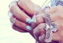 Jewelry / rings, bracelets, and necklaces, I like and want