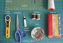 Getting Crafty - Stitching / by Jen Feather