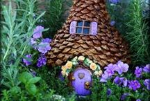 Gardens for Wee Fairies ♥