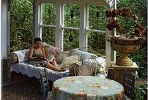 Greenhouse/ conservatory/ gazebo