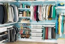 Clear that Closet Clutter / by Erin Losch