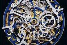 Horology / The beautiful art of time keeping