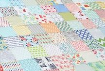 Faith's quilt projects / Ideas for quilts for Faith / by Rebecca Kelley