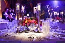 Party Design AC Style / A snap shot of some of our parties. Stylish simplicity to glittering glamour, we create styles to suit every taste.