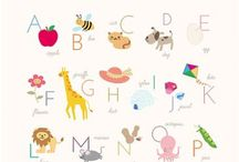 Alphabet / by Erin Losch