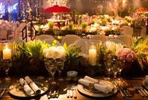 Wedding at Hampton Court Palace / A breathtaking wedding with a Midsummer Night's Dream theme