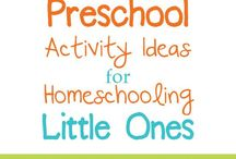 Preschool / by Erin Losch
