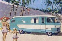 Dodge Travco ♥ Vintage Motor Home