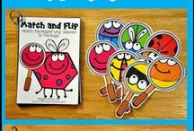 Flip Chart Songs & Stories / Song and story flip charts to add your your preschool and kindergarten curriculum.